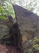 Rock Climbing Photo: PL033 - 4 Star Arete?