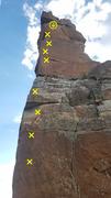 Rock Climbing Photo: Mini Moses