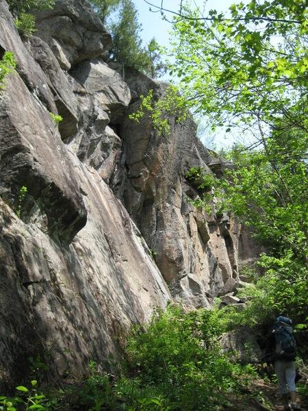 Rock Climbing Photo: Proximus