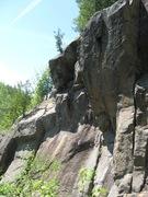 Rock Climbing Photo: Paroie Proximus
