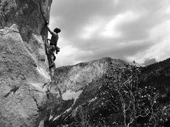 Rock Climbing Photo: Oh the Ambiance!!!!