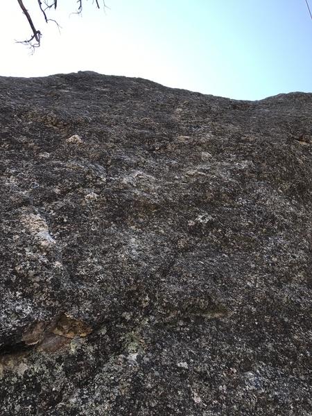 Rock Climbing Photo: Dave's Diagonal.