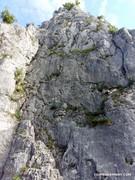Rock Climbing Photo: Hauptwand