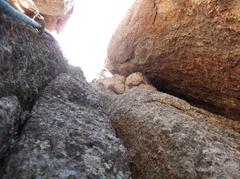 Rock Climbing Photo: Start of P3.