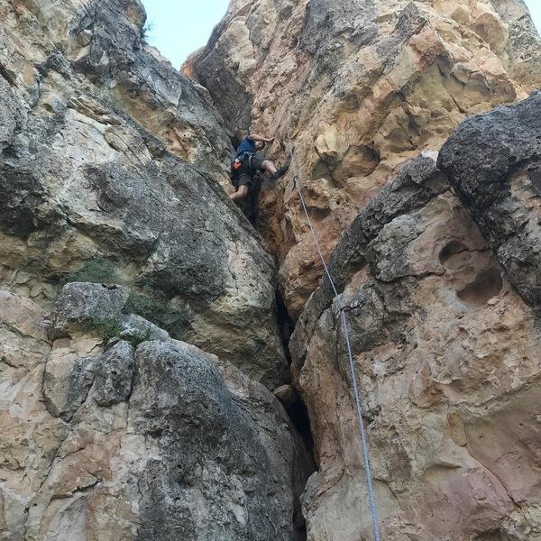 Climbing in Flagstaff AZ