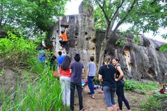 Rock Climbing Photo: Temptation V2