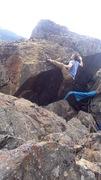 Rock Climbing Photo: Love Hate