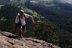 Rock Climbing Photo: Approaching the summit.