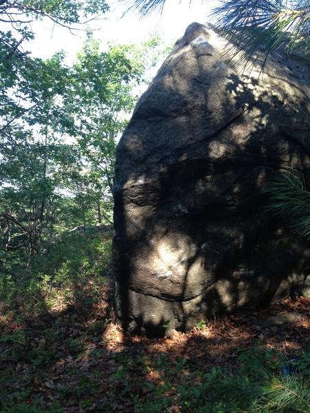 Rock Climbing Photo: Gunpowder Boulder