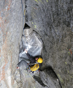 Climbing through the Pressure Chamber