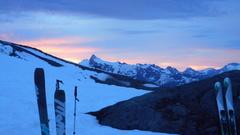 Sunrise Shuksan view