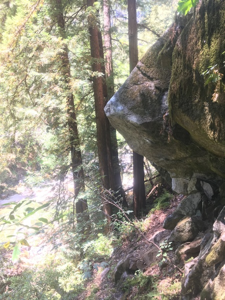 Rock Climbing Photo: picture of route/boulder