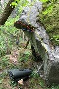 Rock Climbing Photo: Yellow - Rent Boy Red - Mangata Blue - Sick Boy