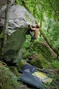 Rock Climbing Photo: Gabo
