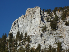 Rock Climbing Photo: Golden Trout Crag, Cottonwood Lakes Basin Area