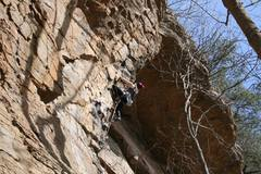 Rock Climbing Photo: A fantastic climb!
