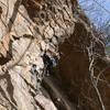 A fantastic climb!