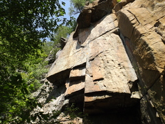 Rock Climbing Photo: Cottage Cure
