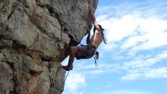 Climbing in amazing Serra da Bocaina, MG, Brazil