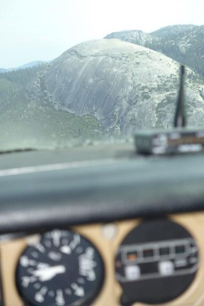 Flyby (6,700 feet)