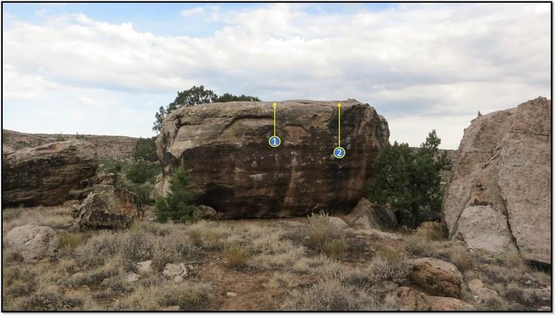 Rock Climbing Photo: 1. Sit Illicit.