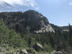 Scab Creek Buttress