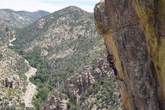 Rock Climbing Photo: Not a bad view from up there and plenty of shade t...