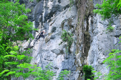 Rock Climbing Photo: Kanda 6a+