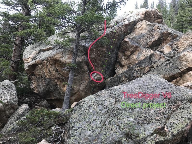 Rock Climbing Photo: Beta.