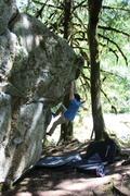 Rock Climbing Photo: Mark Dillon