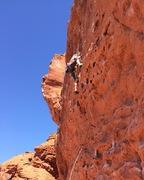 Rock Climbing Photo: Such nice jugs!