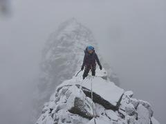 Rock Climbing Photo: Tower Ridge, Ben Nevis Winter