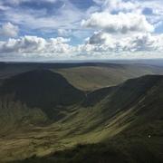 Rock Climbing Photo: Brecon Beacons, Wales