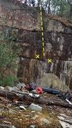 Rock Climbing Photo: Rusty Rusky