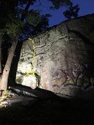 Rock Climbing Photo: Deviant.