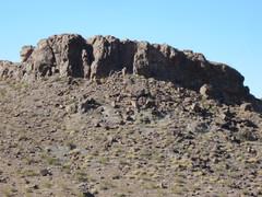 Rock Climbing Photo: Rattlesnake Crag.