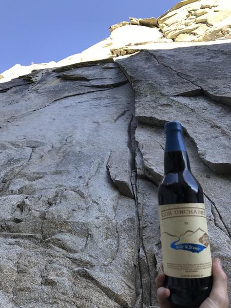 Rock Climbing Photo: This climb's so good Kern River Brewing Co. named ...