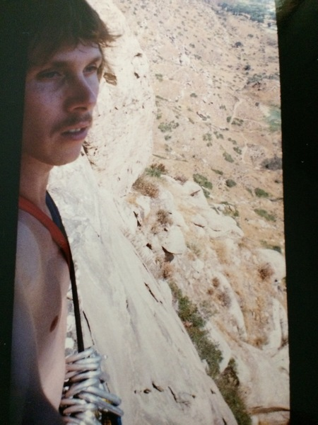 Rock Climbing Photo: Near simi valley Ca