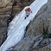 fun climbing above the constriction