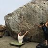 Bay boulder