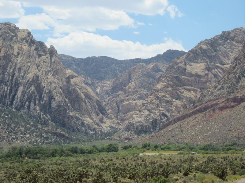 Sandstone Canyon.