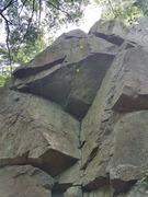 Rock Climbing Photo: 5. Up Close and Personal 5.11b