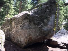 Rock Climbing Photo: Bessie.