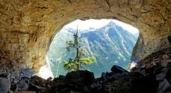 Rock Climbing Photo: Spelunking fun