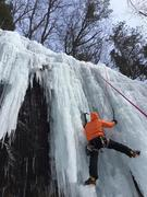 Rock Climbing Photo: Ice!