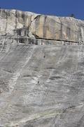 Rock Climbing Photo: Climbers on the Dike Route