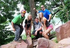 Rock Climbing Photo: Fun outing group this past weekend.