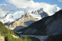 Rock Climbing Photo: Jasper Nat. Park , Alberta Canada Athabasca and An...