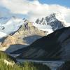 Jasper Nat. Park , Alberta Canada Athabasca and Andromeda mountains