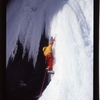 Joe Josephson in action, Canadian Rockies